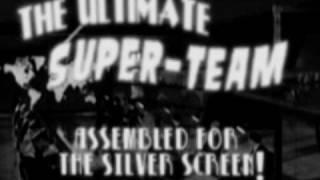 """Premakes"" The Avengers (1952)"