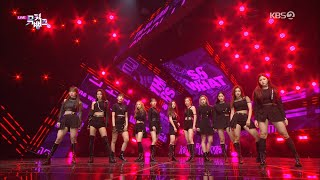 [CLEAN MR Removed] LOONA(이달의 소녀) - So What Music Bank 200306…