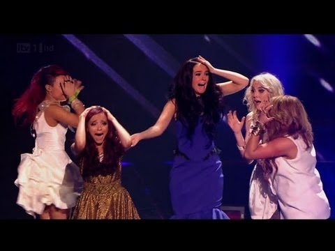 And the winner is...  The X Factor 2011 Live Final Full Version