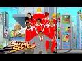 Supa Strikas | Shakes The Target Market! | Broken Record - Best Moments | Soccer Cartoons for Kids