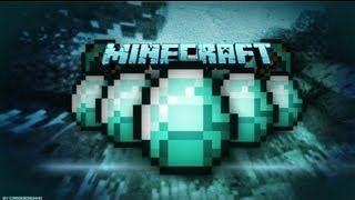 Minuta z życia diamentu w minecraft