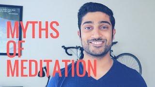 3 Myths of Meditation