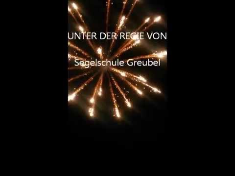 25 Jahre Segelschule Greubel Feuerwerk