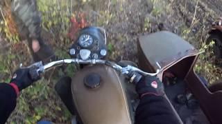 мотоцикл Урал против Планеты