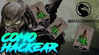 COMO HACKEAR MORTAL KOMBAT X 2017 | Hack para Mortal Kombat X