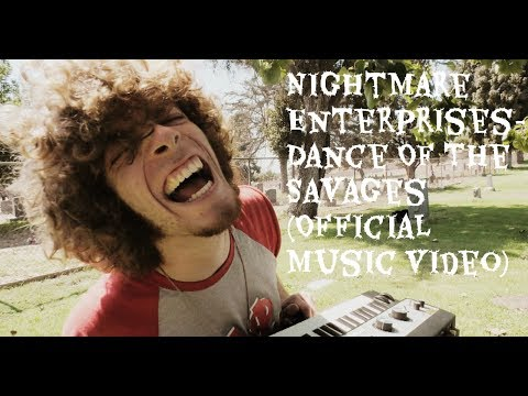 Nightmare Enterprises- Dance Of The Savages (Official Music Video)