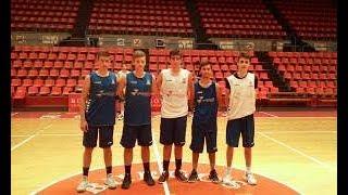 ¡Nuestros jugadores entrenan con ACB! Pretemporada #seguimostrabajando