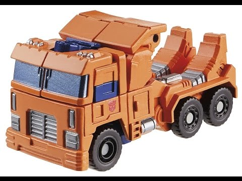 Transformers Combiner Wars Huffer - Legends Class