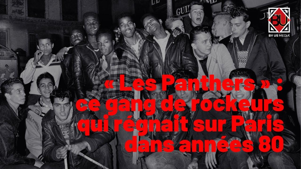 Download «Les Panthers» : Ce gang de rockeurs qui régnait sur Paris dans années 80