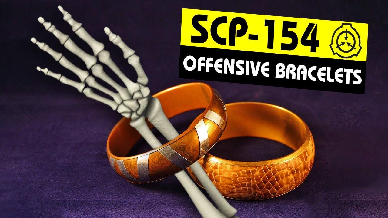 SCP-154 | Offensive Bracelets (SCP Orientation)