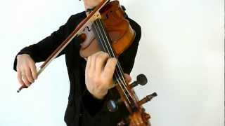 Violin Class 48: Theme from Witches Dance