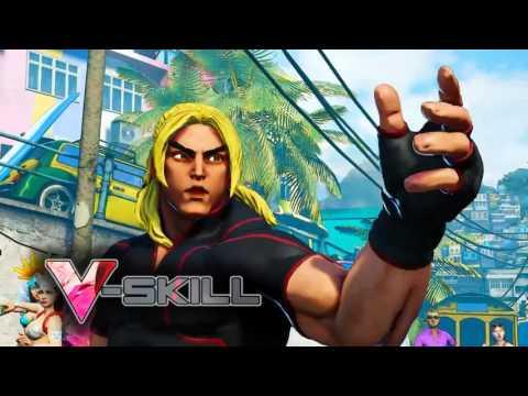 Street Fighter V Launch Trailer PS4 Türkçe Altyazı