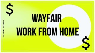 Wayfair Work from Home