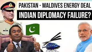 Maldives closer to Pakistan and China - Failure of Indian Diplomacy? - Current Affairs 2018