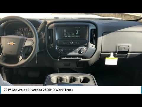 2019 Chevrolet Silverado 2500HD 2019 Chevrolet Silverado 2500HD Work Truck FOR SALE in Cullman, AL 1
