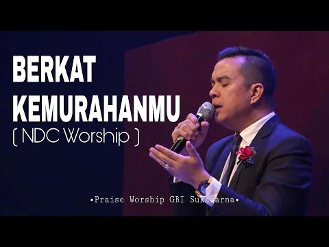 Berkat KemurahanMU - NDC Worship ( GBI Sukawarna Bandung ) | Edo Hutabarat.
