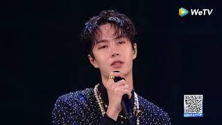 โชว์จากหวังอี้ป๋อ | Tencent Video All Star Night 2020 | ดูฟรีครบทุกตอนที่ WeTV.vip