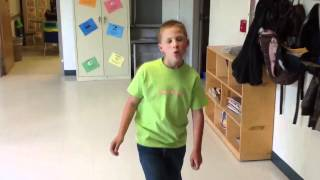 3rd Grade Anti-Bullying Lip Dub