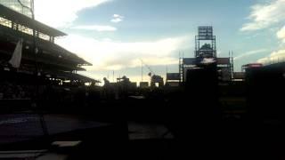 Colorado Rockies Faith Day featuring David Crowder in concert