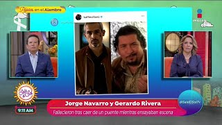 Fallecen actores de Televisa a…