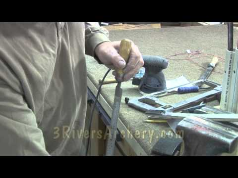 How to Build a Longbow from a Blank - Part Two