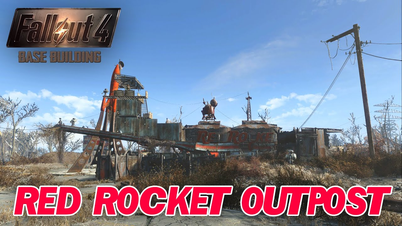 Fallout  Red Rocket Builds