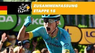 Zusammenfassung - Etappe 15 - Tour de France 2018