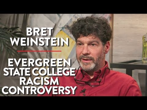 LIVE with Bret Weinstein: Evergreen State College Racism Controversy