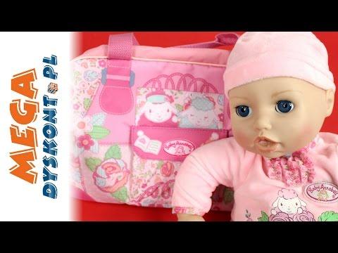 Baby Annabell - Weź na spacer torbę z przyborami dla lalki Baby Annabell! - Zapf Creation