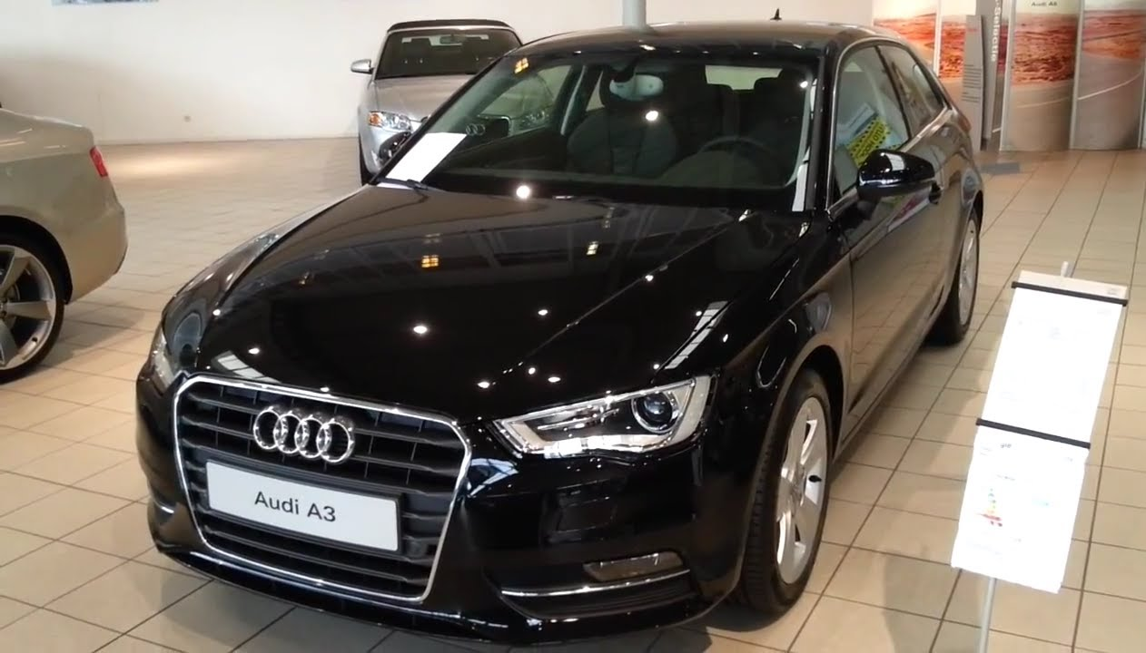 Audi A3 2014 In Depth Review Interior Exterior Youtube