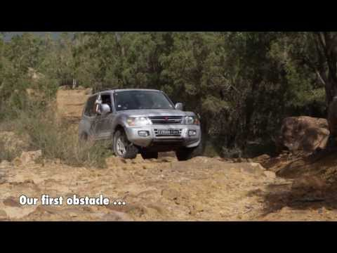 Highlights 4x4 Trip Djebel Bou Choucha-Part II, Nabeul, Tunisia 29.09.2013 [HD]-13:01