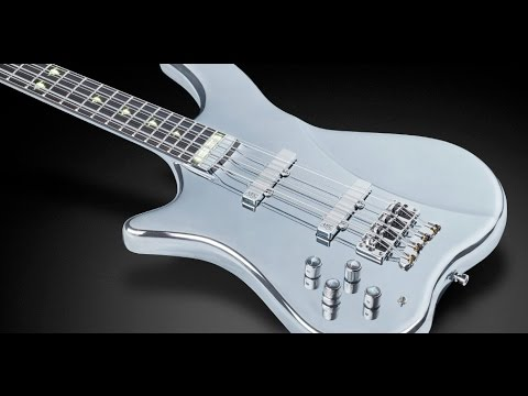 Warwick Custom Shop Masterbuilt - Katana 8 String for Scott Reeder