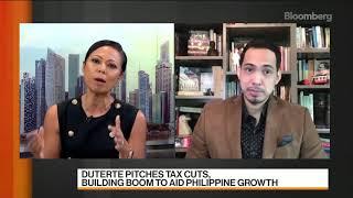 Duterte, ISKO Moreno, and Populism: Heydarian interview with Bloomberg