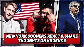 Huddersfield 1-2 Arsenal | Gooners At The Blind Pig In New York Share Their Thoughts On Kroenke