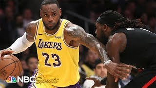 Are we bound for Lakers vs. Clippers in the Western Conference Finals? | NBC Sports