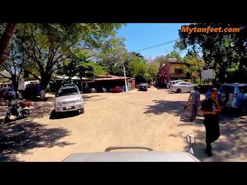 Driving Around Playa Brasilito And Playa Conchal In Costa Rica