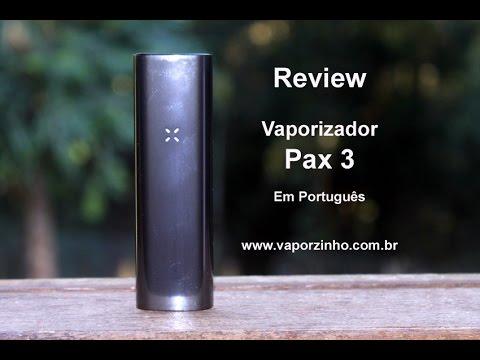 Review Vaporizador Pax 3 Em Português