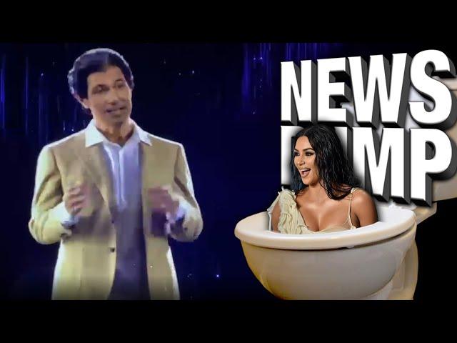 Kim Kardashian\'s Dead Dad Hologram Praises Kanye West - News Dump