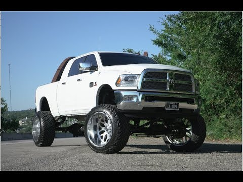 Lifted Ram 2500 >> One of the BEST looking lifted trucks in Austin Texas! La ...