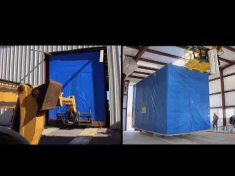 Magdalena Ridge Observatory | Arrival of the First Telescope 2013