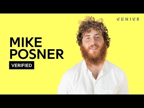 """Mike Posner """"Song About You"""" Official Lyrics & Meaning 