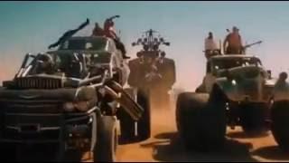 Membangunkan Sahur Paling Unik ala Film Mad Max: Fury Road