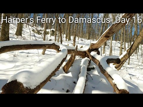 Harper's Ferry to Damascus- Day 16