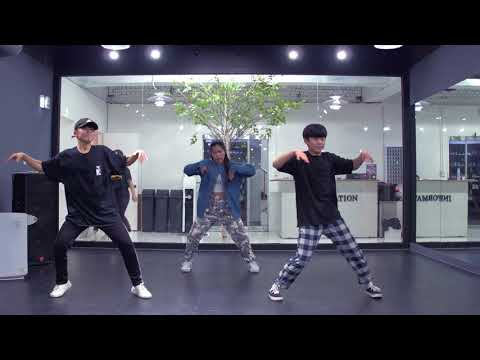 잠실댄스학원얼반 QUIN  STICKY SITUATION feat SYD  choreography DOO URBAN 송파댄스문정댄스건대댄스