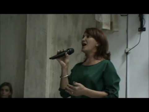 Miss. Ada Santos - Paz no vale