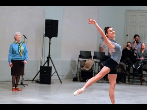 "Violette Verdy on Balanchine: ""He Gave Valentines to Each One of Us"""