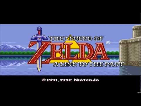 The Legend of Zelda - A Link To The Past - Fortune Teller