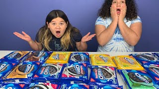 Don't Choose the Wrong Oreo Slime Challenge