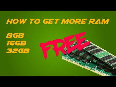 how to download more ram for free
