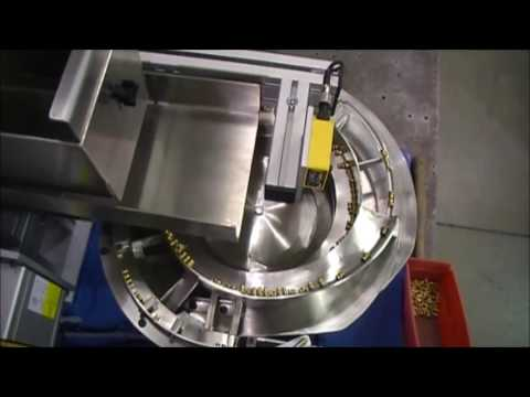 Positioning Part for Robotic Pick Up